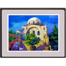 Sinagoga de Hurva em Jerusalem